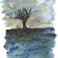 In Limbo - Heavy Weather Art Prints & Posters by MARINA KANAVAKI