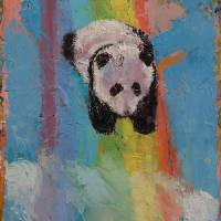 Rainbow Art Prints & Posters by Michael Creese
