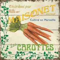 French Veggie Labels 2
