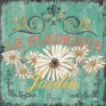 """""""Le Fleuriste Jardin"""" by DebbieDeWitt"""