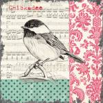 """Vintage songbird 2"" by DebbieDeWitt"