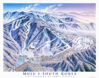 Muju South Korea