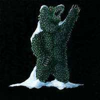 Grizzly Bear Topiary