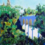 """Cabrillo Bridge North Face Balboa Park"" by RDRiccoboni"