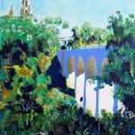 """""""Cabrillo Bridge North Face Balboa Park"""" by RDRiccoboni"""