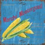 """French Market Sign 2"" by DebbieDeWitt"