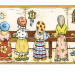 """Matzah Bakery"" by MuchnikArts"