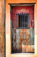 Santa Fe Weathered Entry