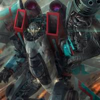 Starscream Art Prints & Posters by Carlos NCT