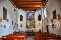 San Miguel Chapel All Quiet
