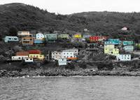 Coastal town in Newfoundland (0218)