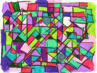 Cubism Orderly Chaos 1999