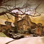 """""""Holiday Hilltop Home"""" by JessicaJenney"""