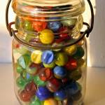 """Marbles in Bell Jar"" by JamesHanlon"