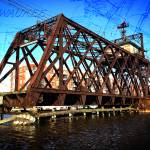 """Railroad Bridge with Map"" by joelrichter"