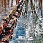 """""""Walnford  Spillway"""" by RickTodaro"""