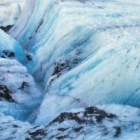 Glacial Canyon Myriad Art Prints & Posters by Benjamin Padgett