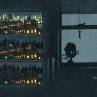 Blackout_Lightsout Art Prints & Posters by John Rocco