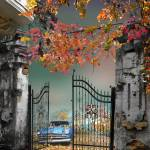 """Old Gates"" by zenin"