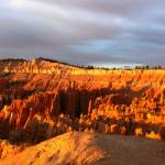 """Sunrise at Bryce"" by anneberrysmith"