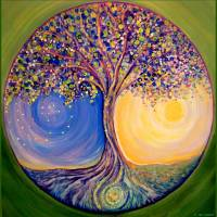 Spirit Tree Art Prints & Posters by Jennifer Lester
