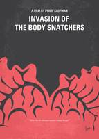 No374 My Invasion of the Body Snatchers minimal