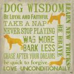"""DeWitt_Dog Wisdom"" by DebbieDeWitt"