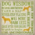 """DeWitt_Dog Wisdom"" by DebbieDeWitt"