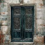 """Parisian Door No.118"" by JoeyAgbayani"