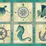 """Aqua Maritime"" by DebbieDeWitt"