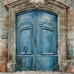 """Parisian Door No.88"" by JoeyAgbayani"