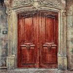 """Parisian Door No. 8"" by JoeyAgbayani"