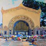 """Spreckels Organ Balboa Park"" by BeaconArtWorksCorporation"