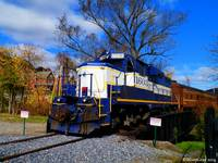 Nittany & Bald Eagle Railroad Fall 2014