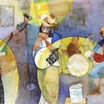 """Delta Blues"" by DavidRalph"