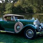 """1929 Packard 645 Dietrich Roadster"" by FatKatPhotography"