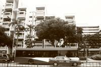 Town Singapore BW , Tampines, Travel
