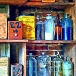 """Apothecary Stockroom"" by susansartgallery"
