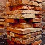 """Roman Brick Column"" by raetucker"