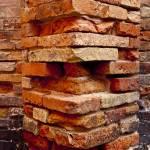 """Roman Brick Column"" by raetucker"
