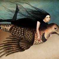 Back to Earth 2 Art Prints & Posters by Catrin Welz-Stein