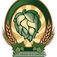 In Hops We Trust Art Prints & Posters by Neal Wollenberg