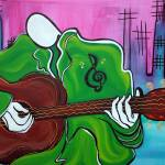 """Music Man"" by ArtPrints"