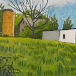 """""""Old Farm"""" by Holewinski"""