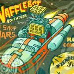 """wafflebot"" by MLaznicka"