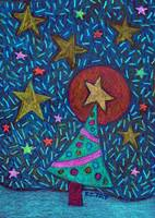 Holiday-Christmas-tree-stars-drawing-BZTAT