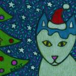 """""""Meowy Christmas!"""" by bztat"""