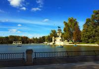 Sunday at Retiro Park - Madrid- Spain