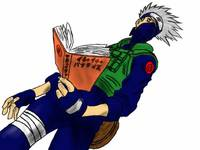 kakashi color