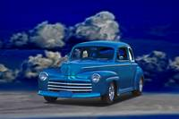 1948 Ford Deluxe Coupe 2